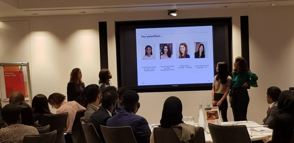 PWC Careers Day ( Generation Success ),24th October,2018